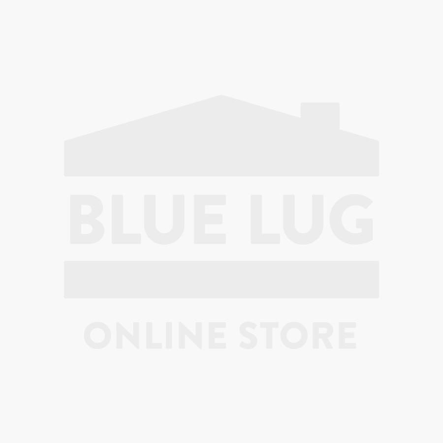 *BLUE LUG* house logo BB cap (black)