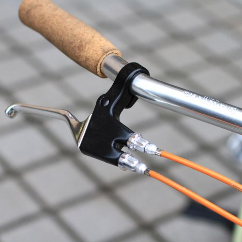Problem Solvers Double Barrel Brake Lever Right