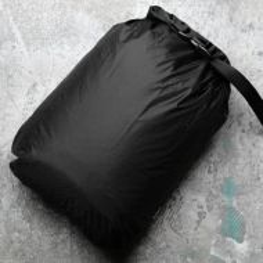 *FAIRWEATHER* dry sack (black)