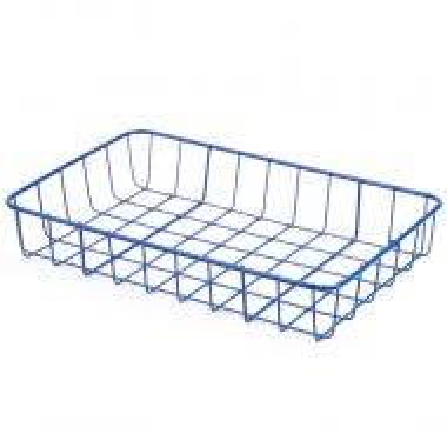 *WALD* 137 half basket (blue)