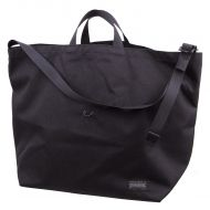 *BLUE LUG* 137 tote bag (black)