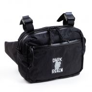 *REALM* dual duty bag (x-pac black)