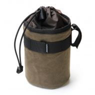 *FAIRWEATHER* stem bag (brown)