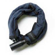 *BLUE LUG* compact wire lock (wax navy)