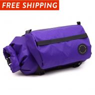 *FAIRWEATHER* handlebar bag + (x-pac purple)