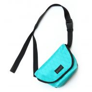 *BLUE LUG* hip messenger (x-pac teal)