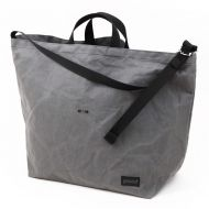 *BLUE LUG* 137 tote bag (wax olive)