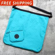 *FAIRWEATHER* packable sacoche (x-pac teal)