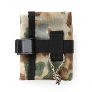 *REALM* saddle tool roll (drip camo)