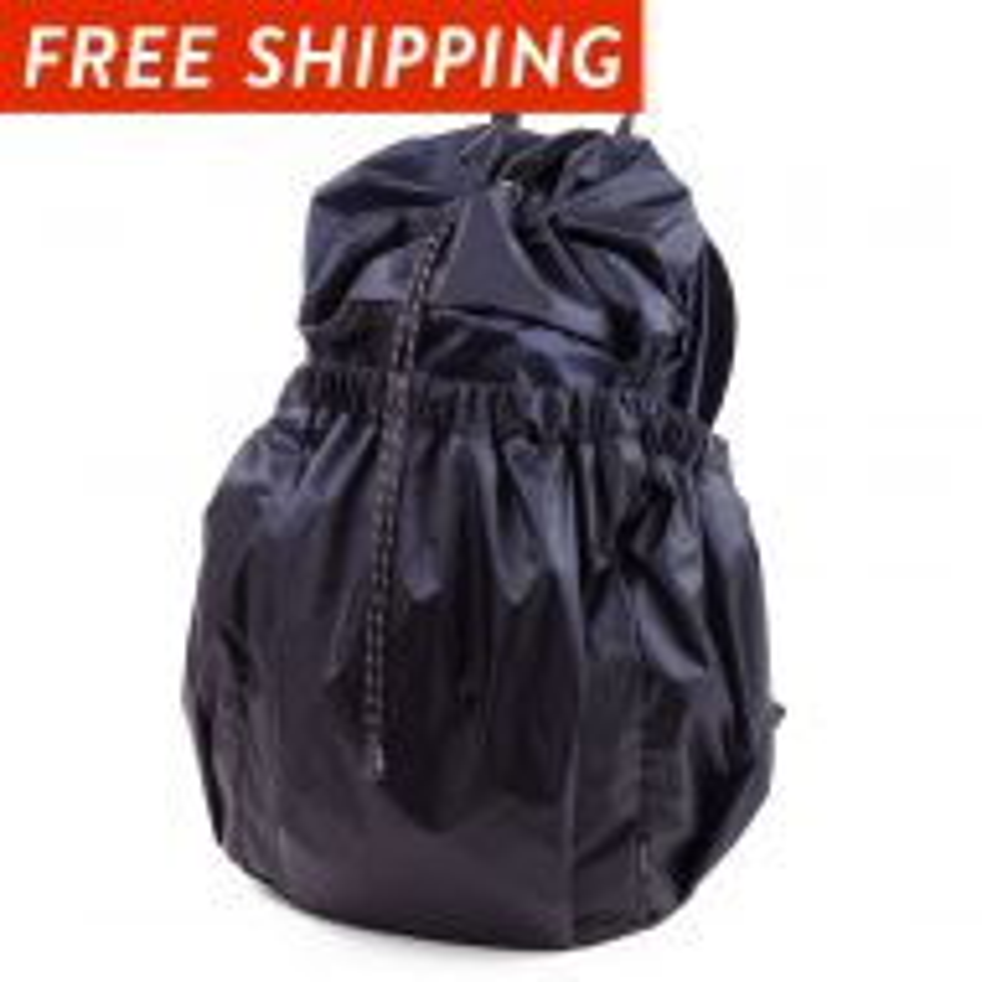 *FAIRWEATHER* packable pack (navy)