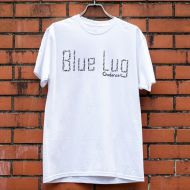 *CADENCE* Blue Lug 10th t-shirt (white)