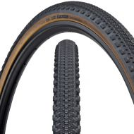 *TERAVAIL* cannonball tire (black/tan)
