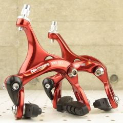 *DIA-COMPE* brs 101 brake set (red)