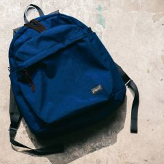*BLUE LUG* THE DAY PACK (navy)