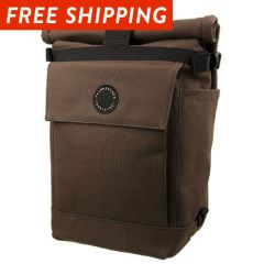 *FAIRWEATHER* pannier (brown)