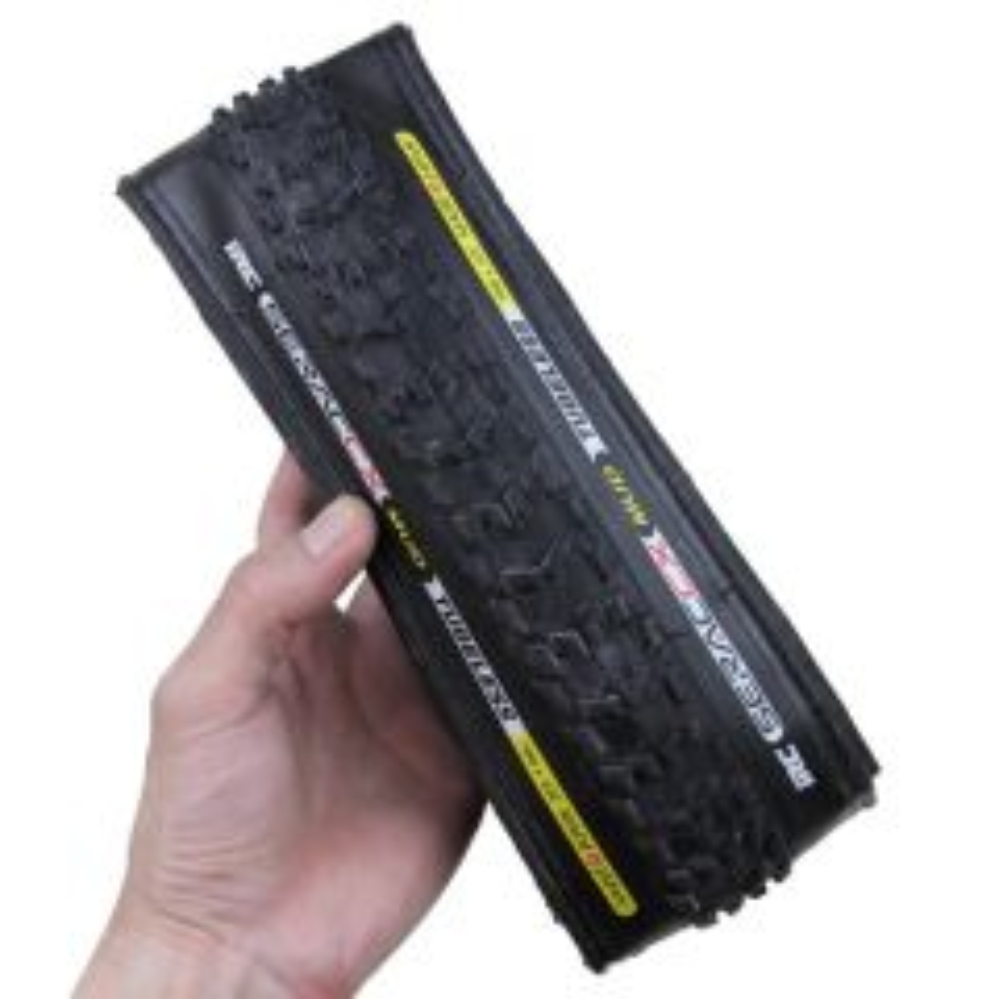 *IRC* serac cx mud (black)