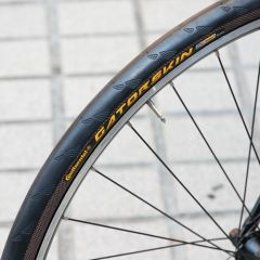 *CONTINENTAL* gatorskin tire 700x32c (black)
