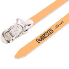 *MKS* leather strap (beige)