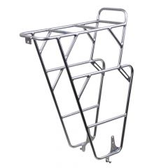 *NITTO* rivendell big front rack 34F (silver)