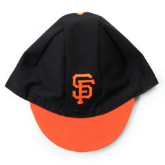 *MASH* sf cycle cap (black/orange)