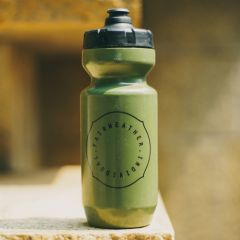 *FAIRWEATHER* water bottle (olive)