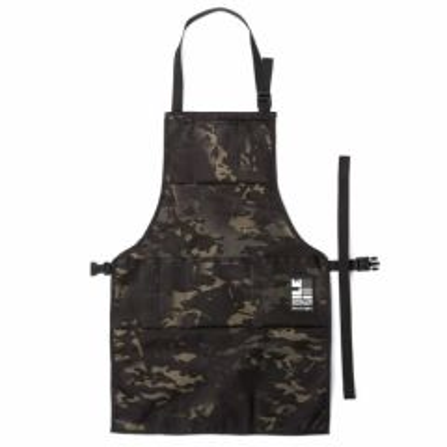 *ILE* work apron (black multicam)