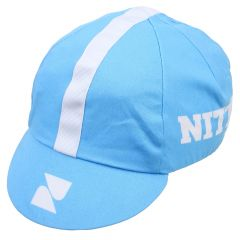 *NITTO* cycle cap (light blue)