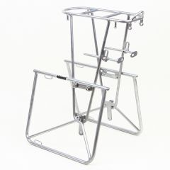*NITTO* campee rear rack (silver)