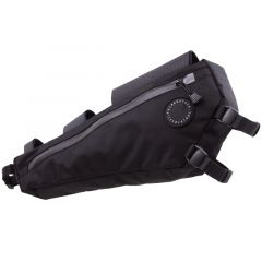 *FAIRWEATHER* frame bag half (black)