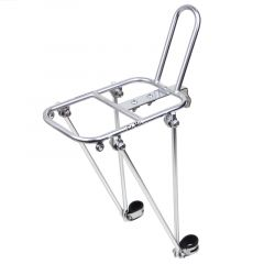*NITTO* M-1B BL special front rack (silver)