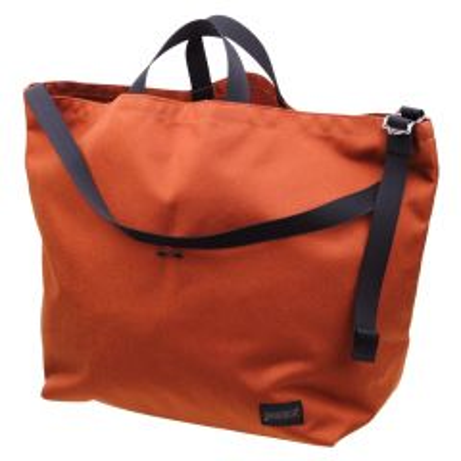 *BLUE LUG* 137 tote bag (copper)