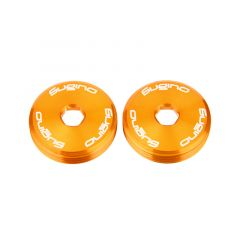 *SUGINO* crank cap (orange)