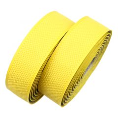 *BROOKS* cambium rubber bar tape (yellow)