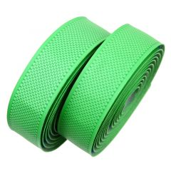 *BROOKS* cambium rubber bar tape (green)