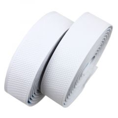 *BROOKS* cambium rubber bar tape (white)