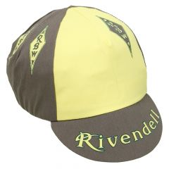 *RIVENDELL*cycle cap (pale yellow)