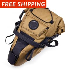*FAIRWEATHER* seat bag (x-pac coyote)