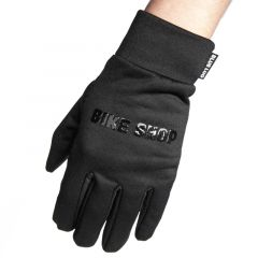 *BLUELUG* thermo glove (all black)