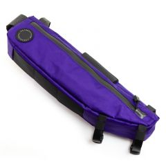 *FAIRWEATHER* frame bag (x-pac purple)