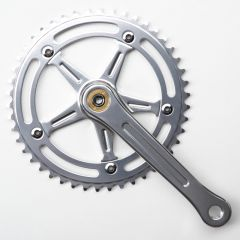 *BLUELUG* RMC crank set (all silver)
