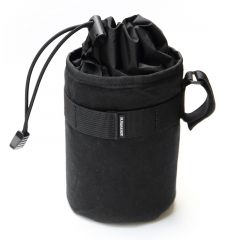 *FAIRWEATHER* stem bag (black)