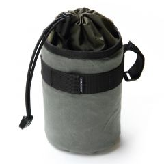 *FAIRWEATHER* stem bag (olive)