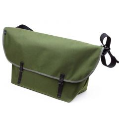 *BLUE LUG* the messenger bag (olive)