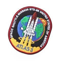 *BL SELECT* NASA patch (shuttle)