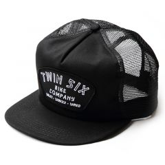 *TWIN SIX* twin six bike co hat (black)