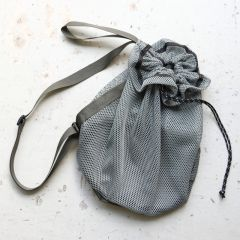 *BLUE LUG* ball bag (all olive)