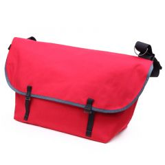 *BLUE LUG* the messenger bag (red)