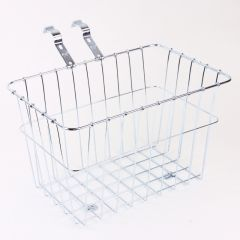 *WALD* multi fit 1352 front basket (silver)