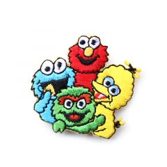 *BL SELECT* patch (sesame street)