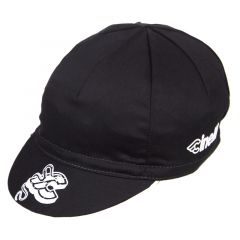 *CINELLI* mike giant cycle cap (black)